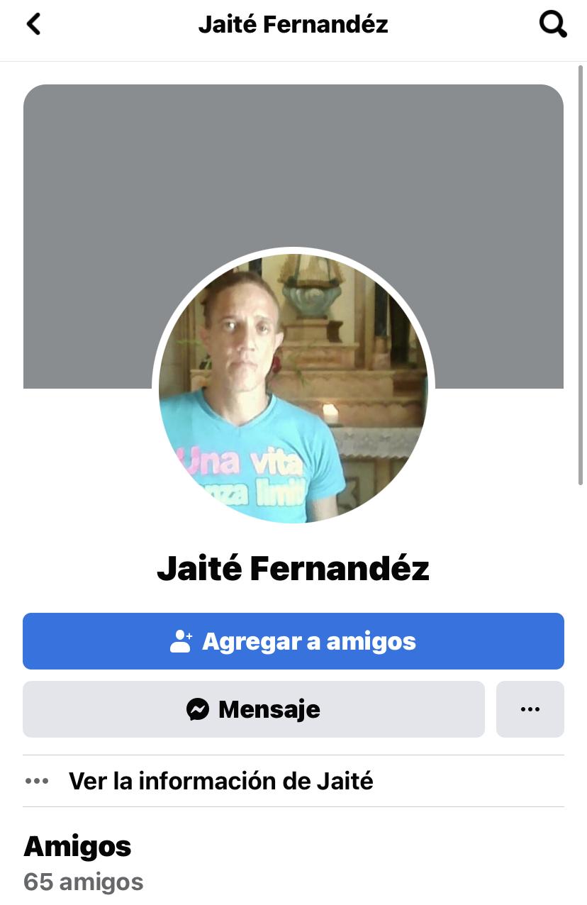 Jaite Fernández Gonzalez