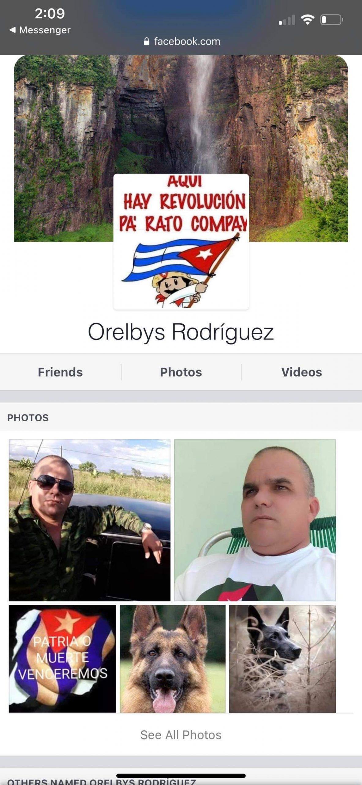 Orelbys Rodríguez