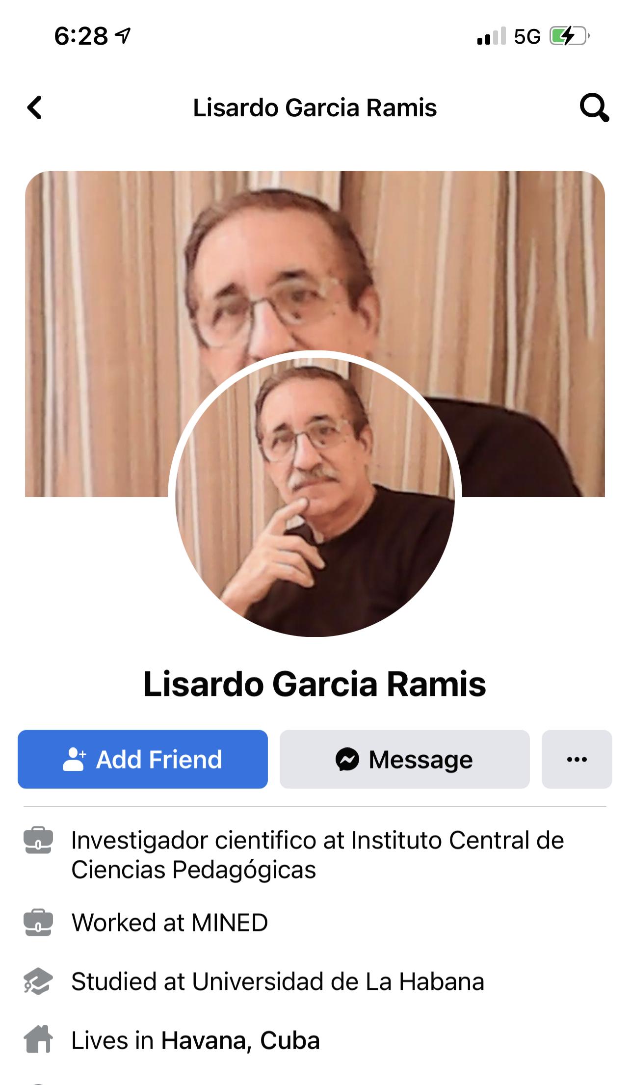 Lisardo García Ramis