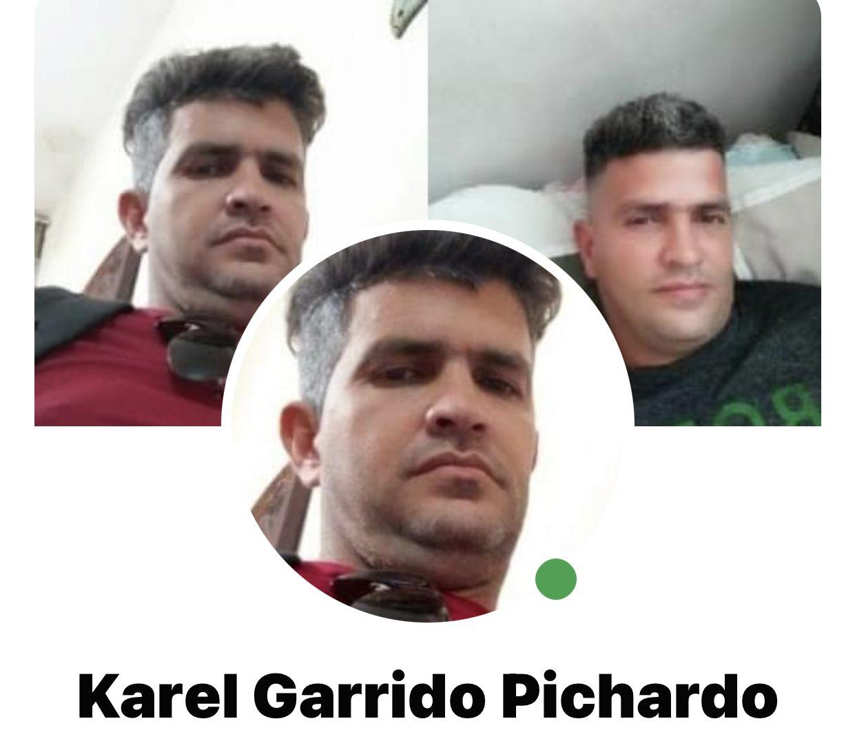Karel Garrido Pichardo