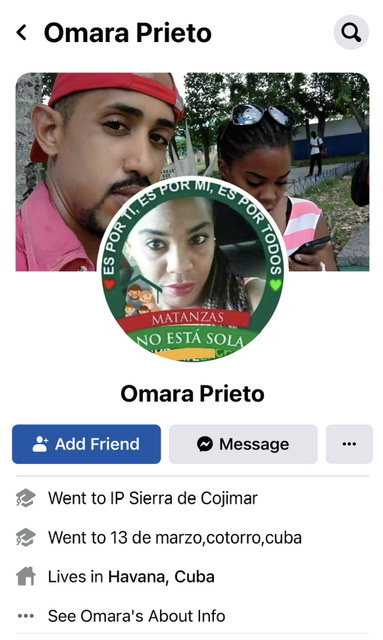 Omara Prieto