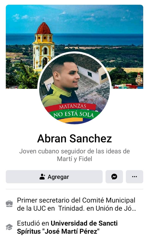 Abran Sanchez