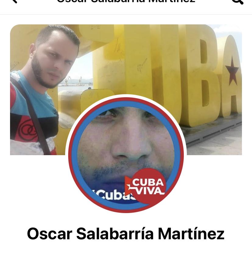 Oscar salabarria martinez