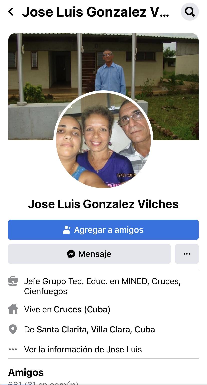 José Luis González Vilches