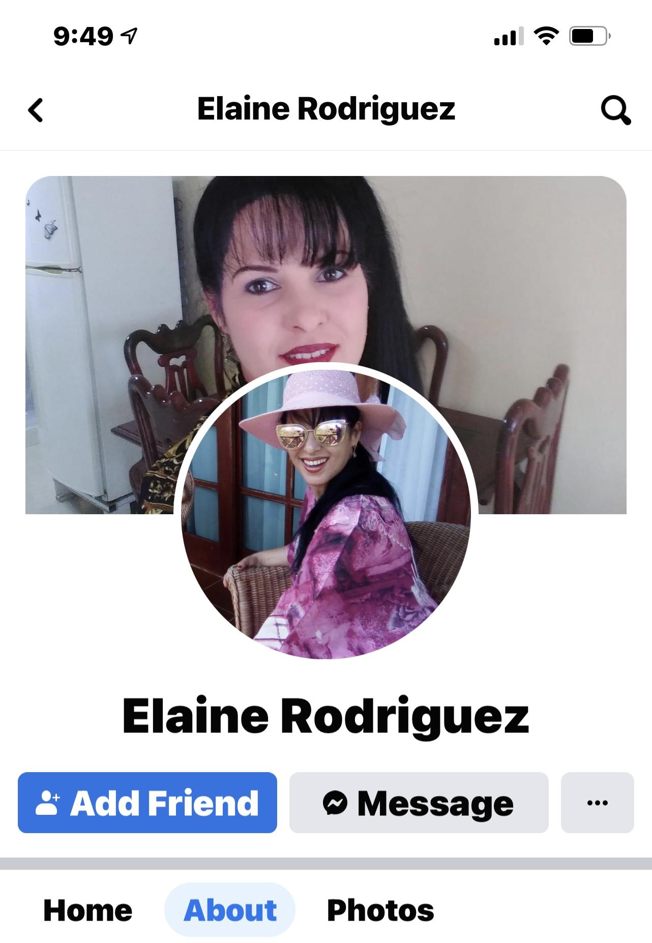 Elaine Rodriguez Leal