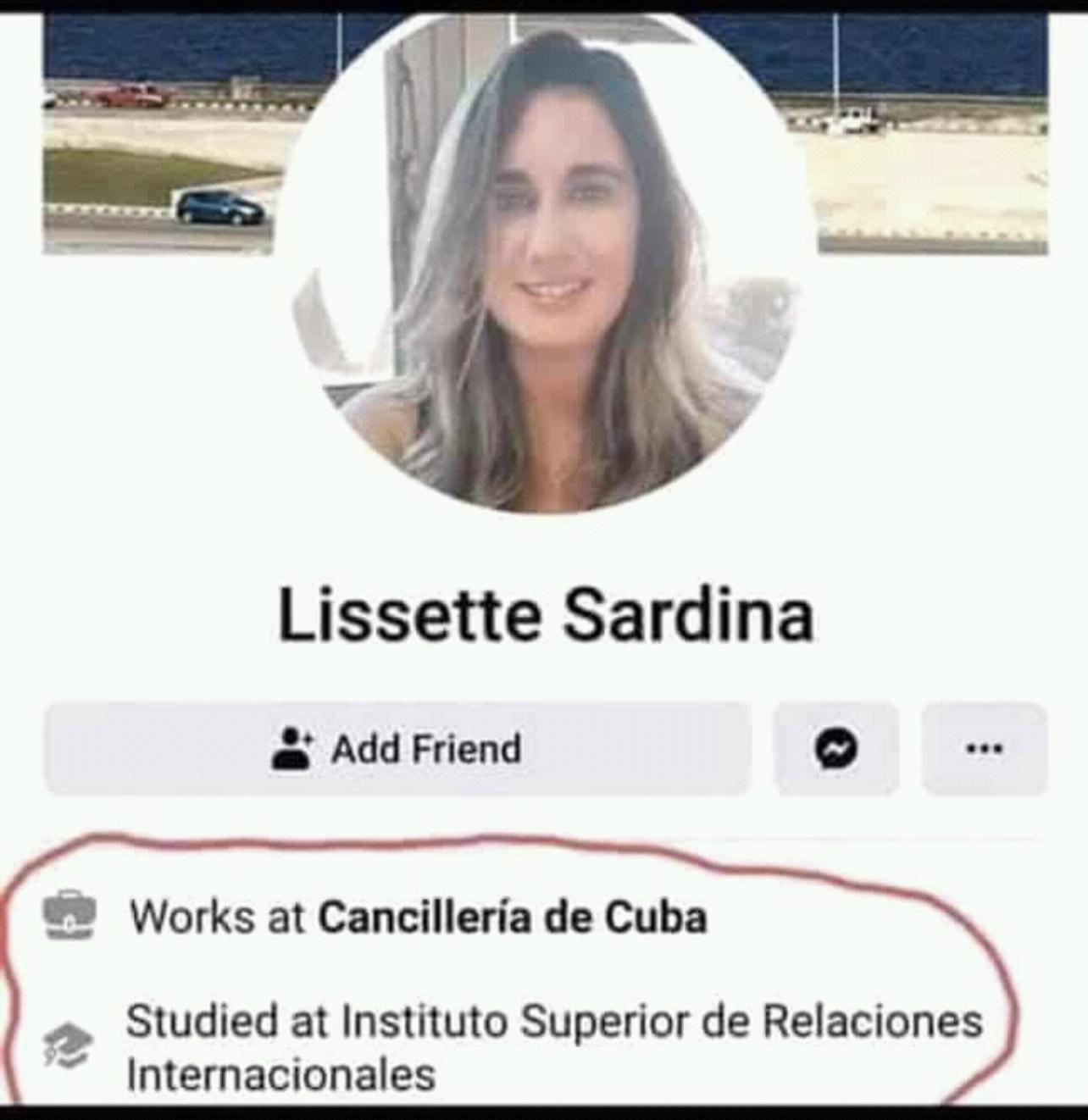 Lissette Sardina