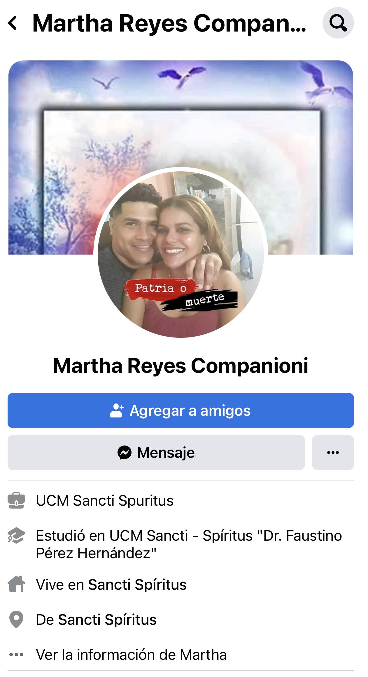 Martha Reyes Companioni