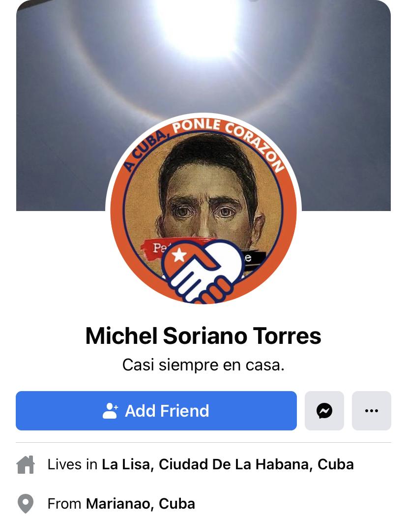 Michel Soriano Torres