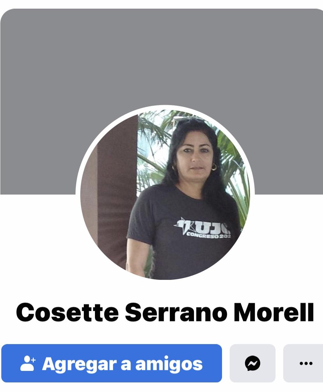 Cosette Serrano Morell