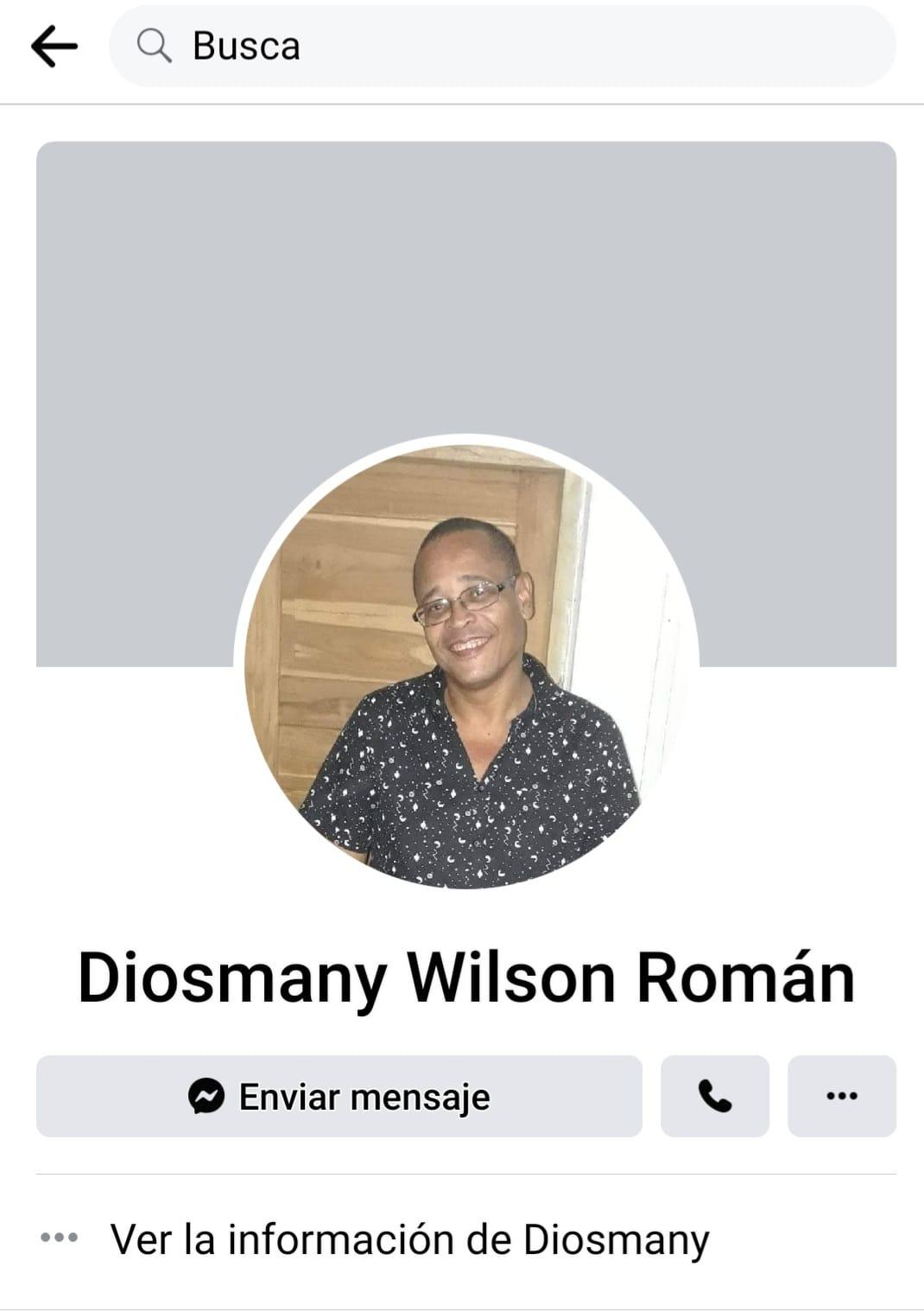 Diosmany Wilson Román