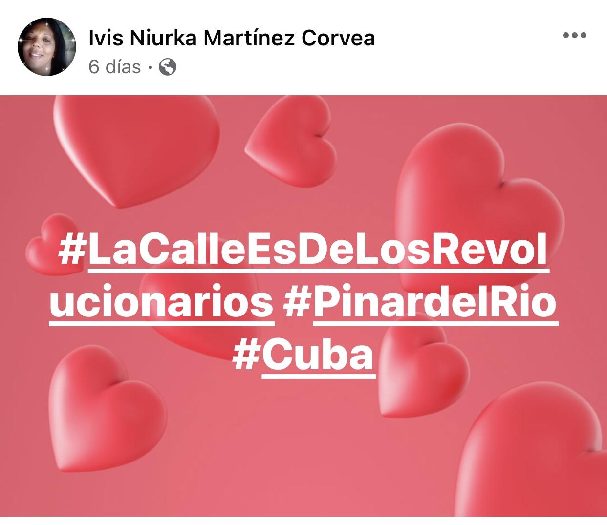 Ivis Niurka Martinez Corvea