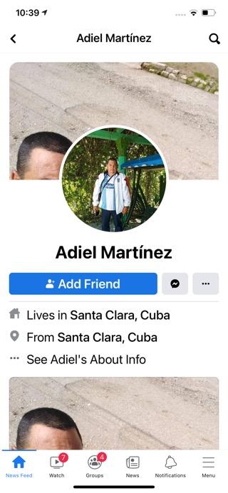 Adíel Martínez