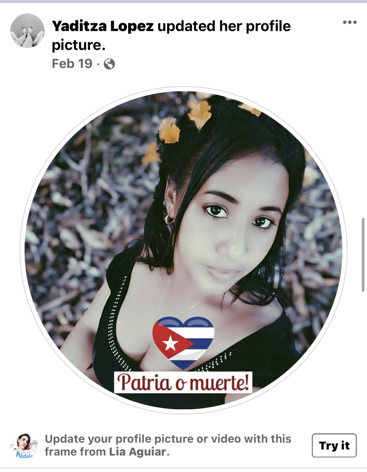 Yaditza Lopez