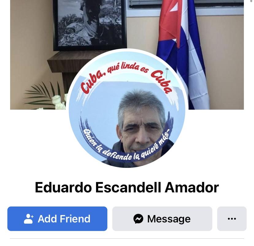 Eduardo escandell Amador