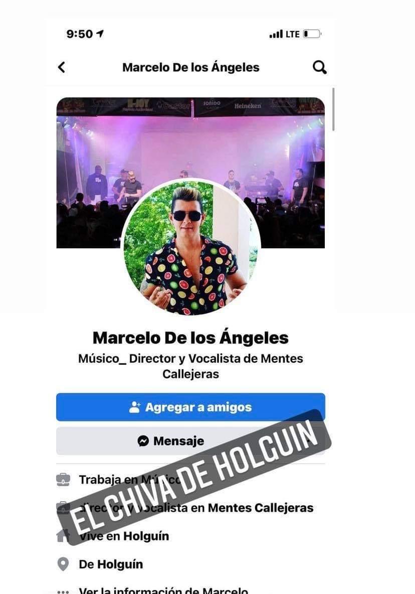 Marcelo de Los Ángeles
