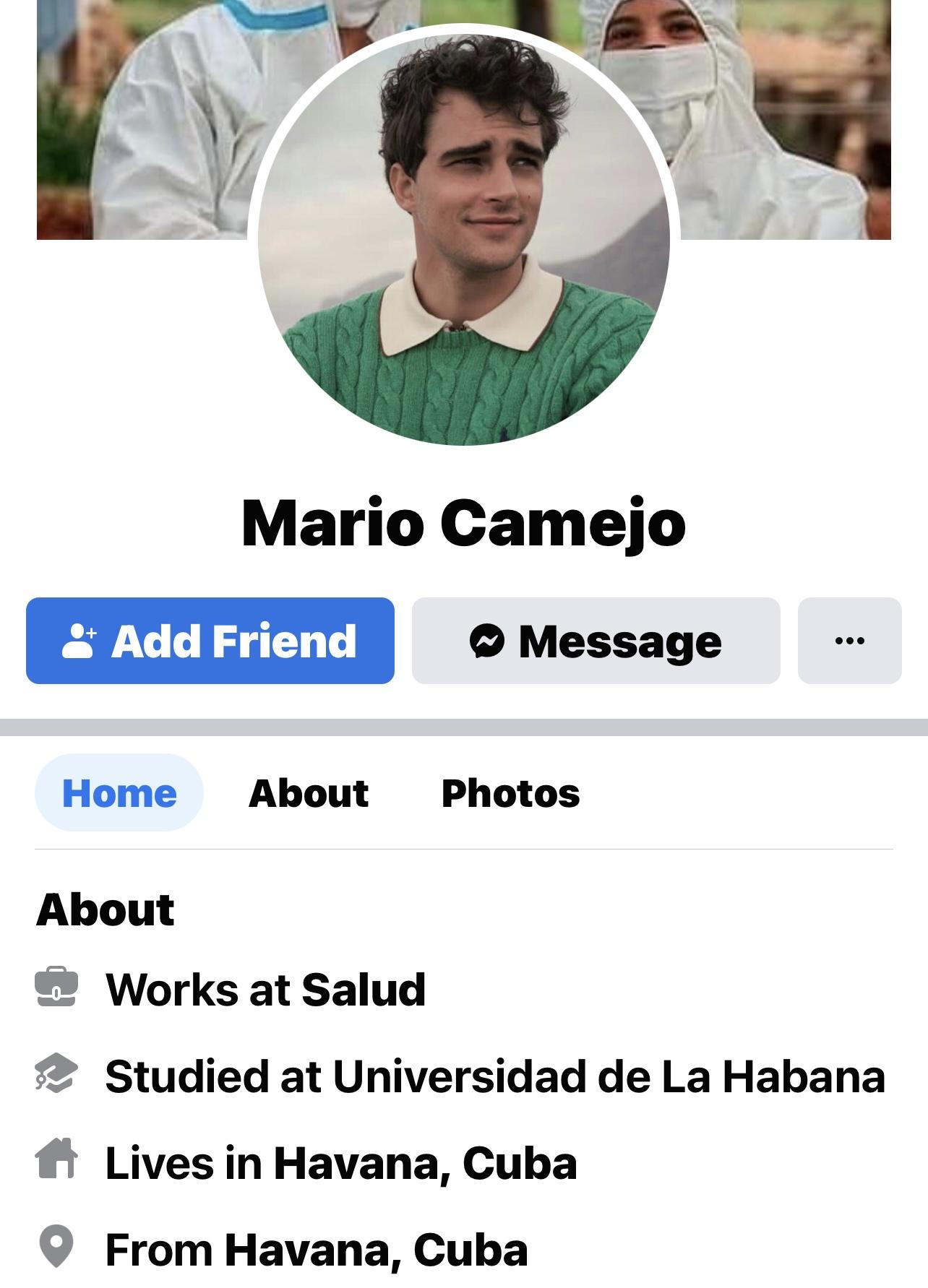 Mario Camejo