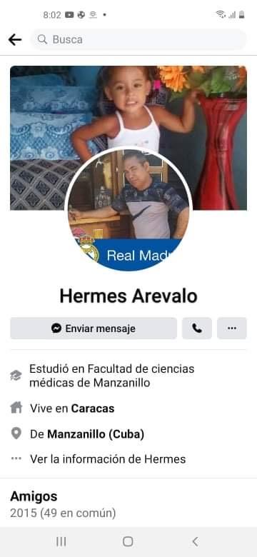 Hermès Arevalo