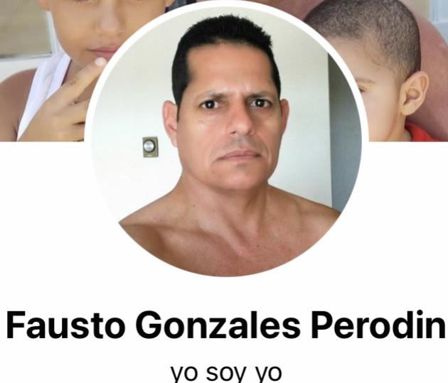 Fausto Gonzalez Perodin