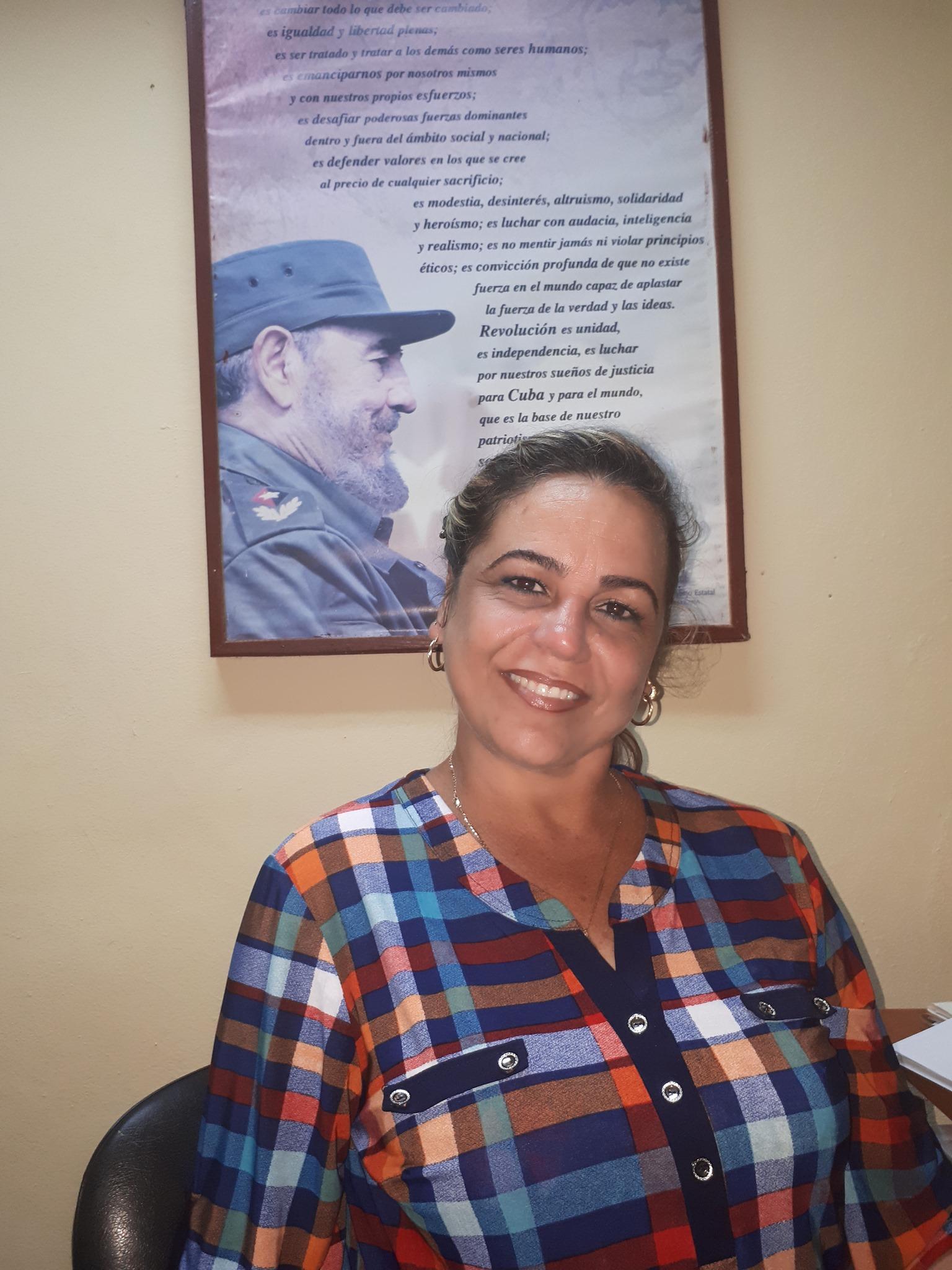 Claramaris Cruz Cotayo