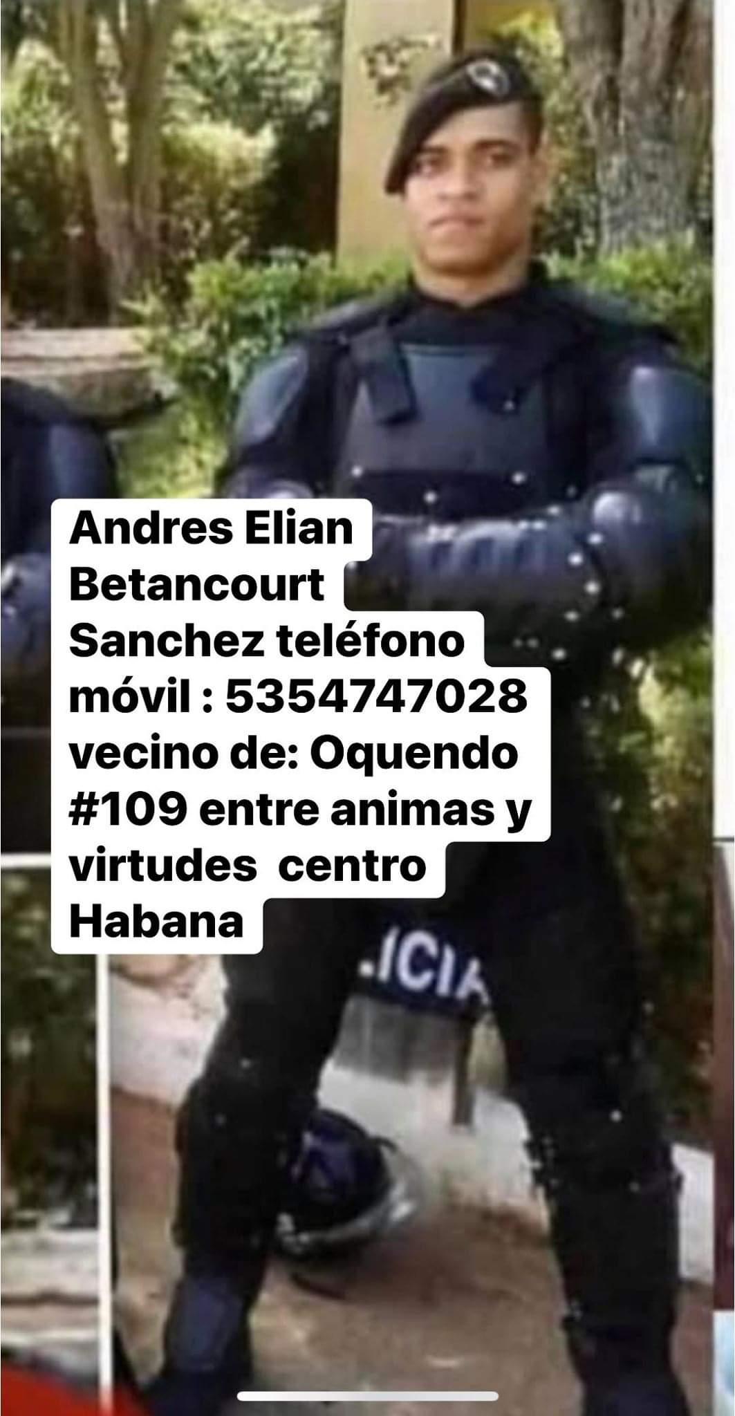 Andres Elian Betancourt (Alias El Pudin )