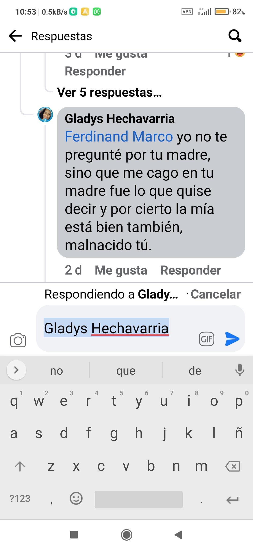 Gladys Hechavarria