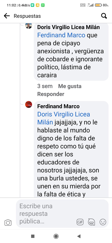 Doris Virgilio Licea Milán