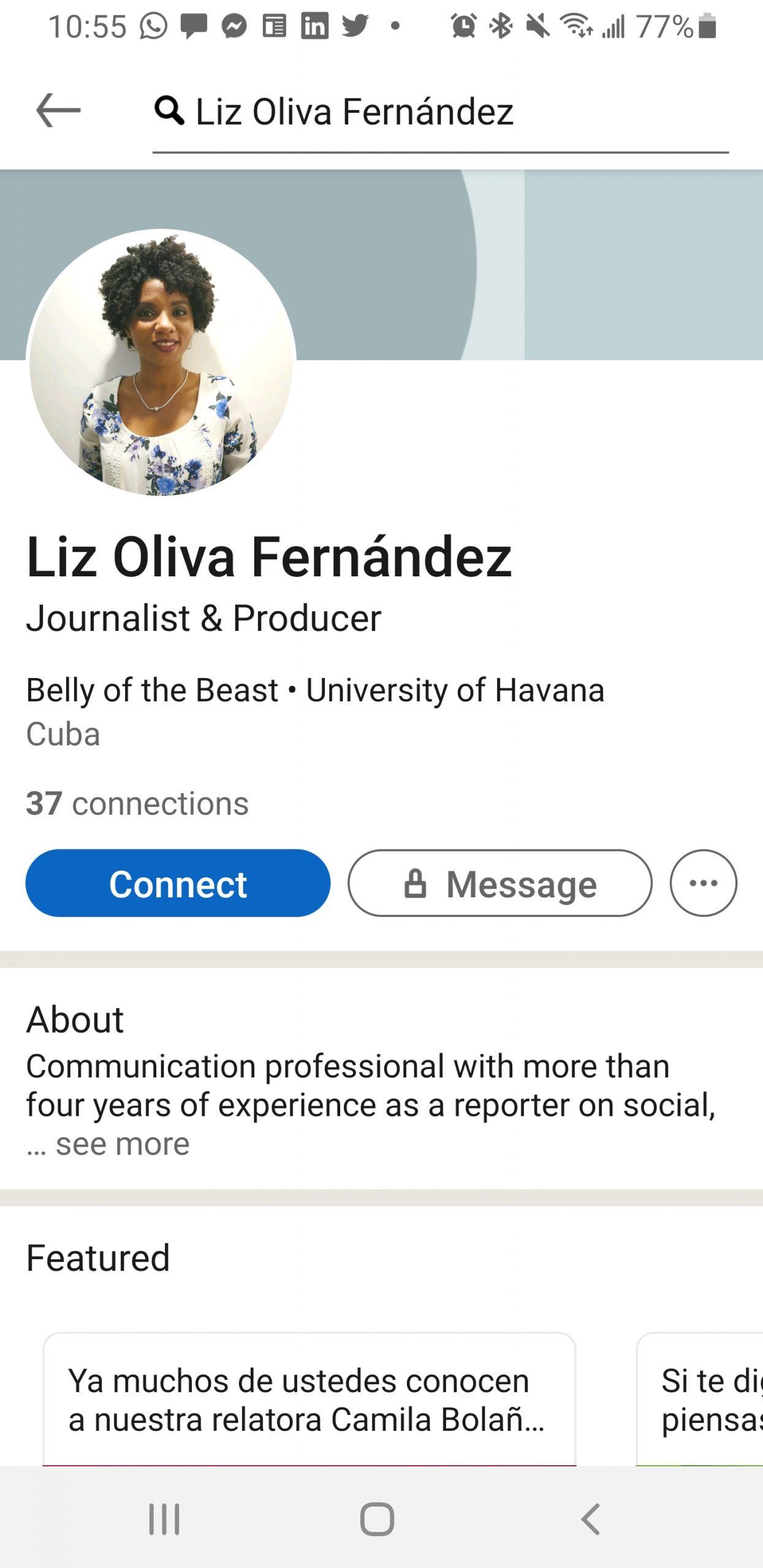 Liz Olivia Fernández