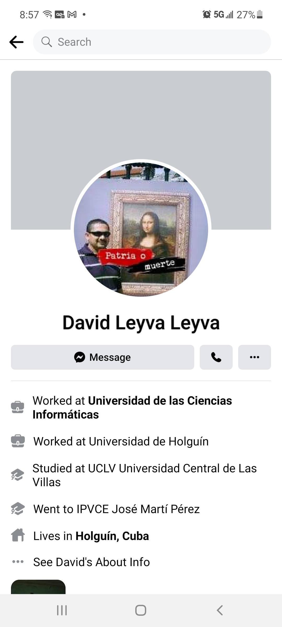 David Leyva