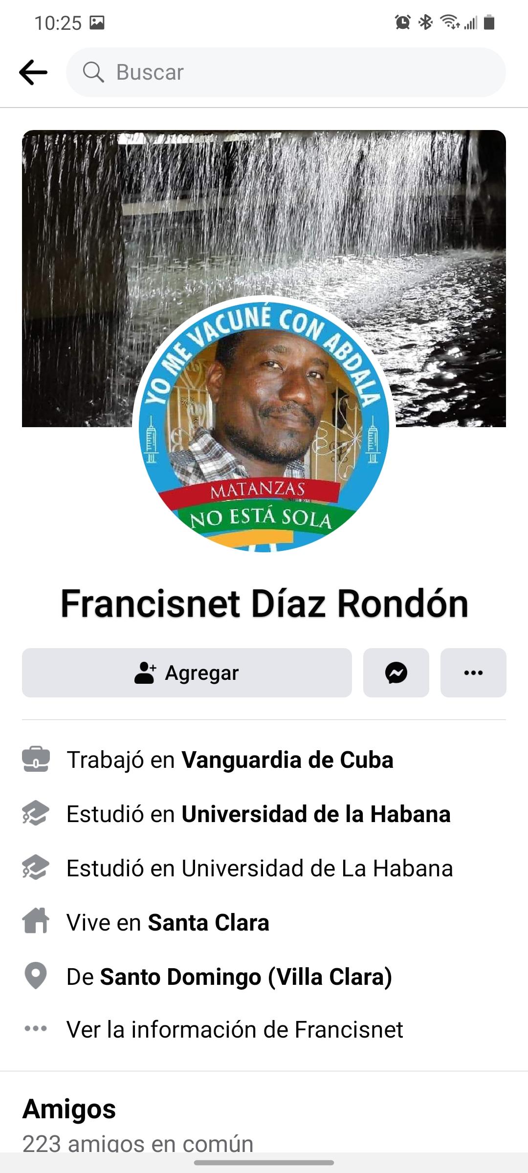 Francisnet Diaz Rondon