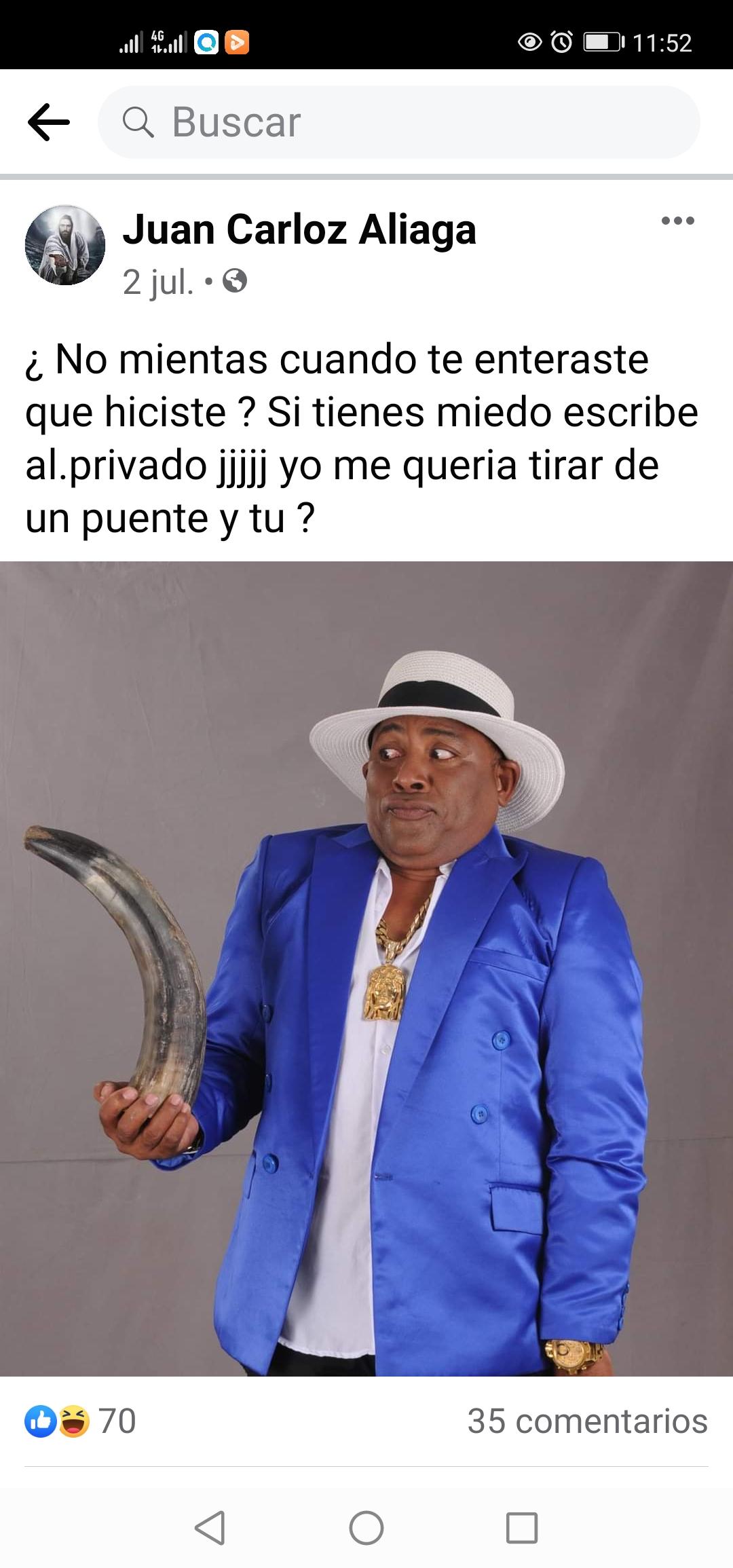 Juan Carloz Aliaga