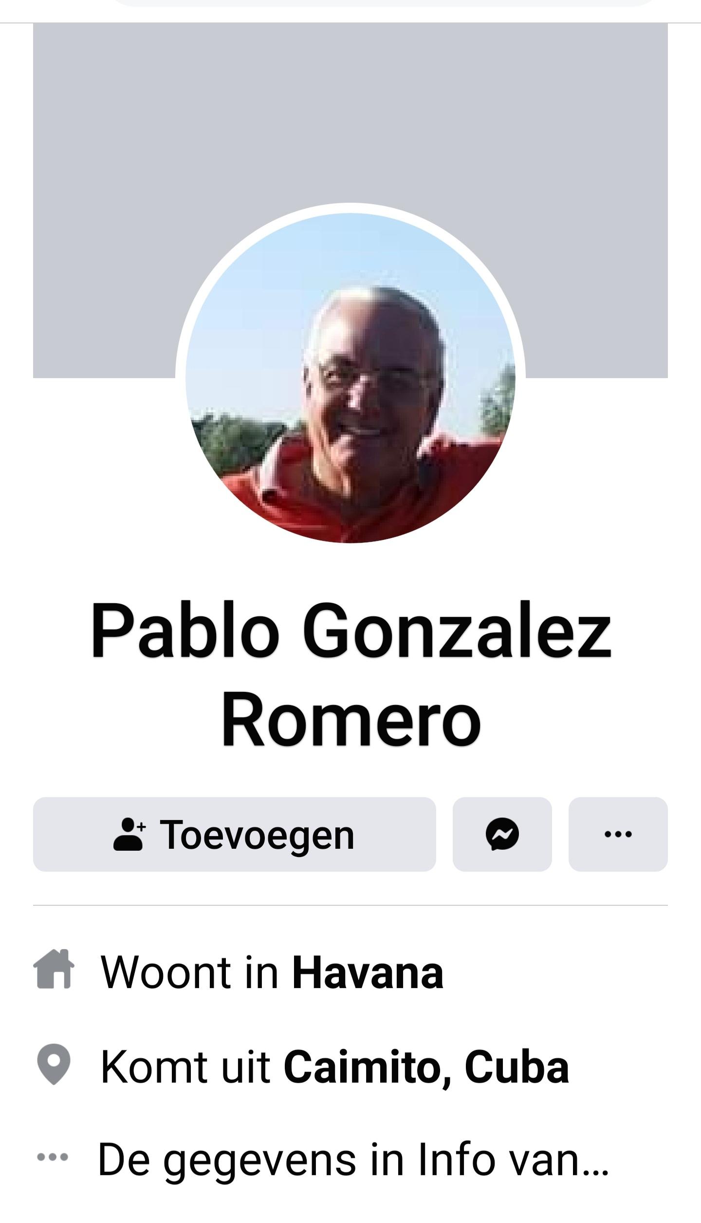 Pablo González Romero
