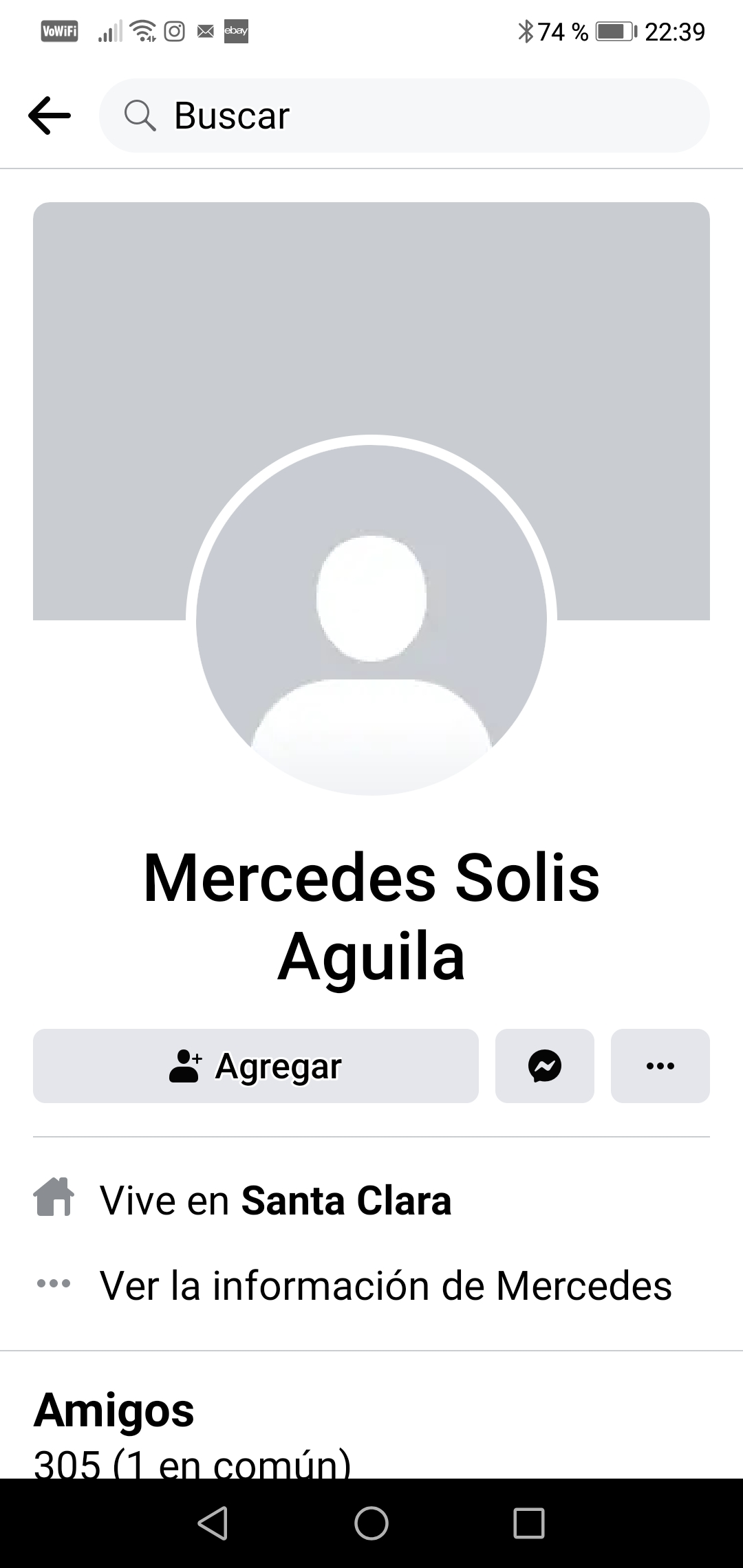 Mercedes Solis Aguila