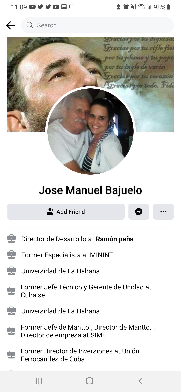 Jose Manuel Bajuelo