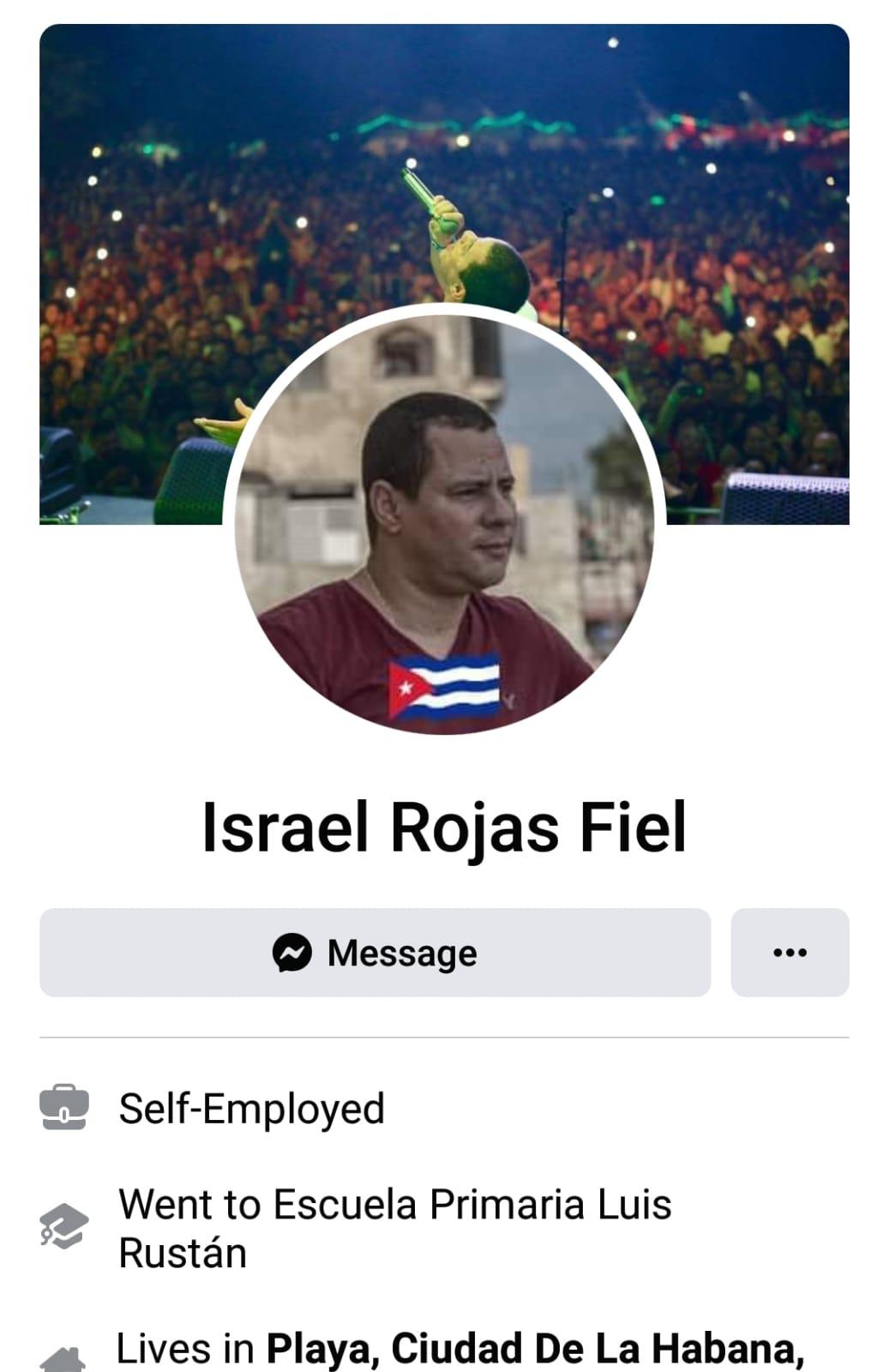 Israel Rojas Fiel