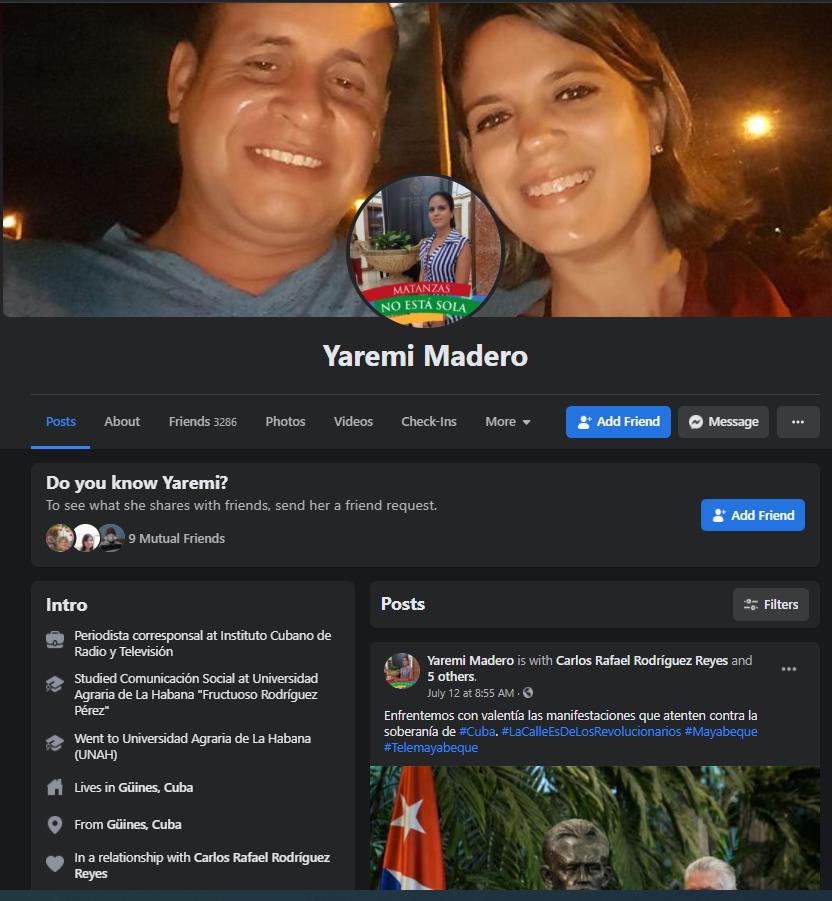 Yaremi Madero