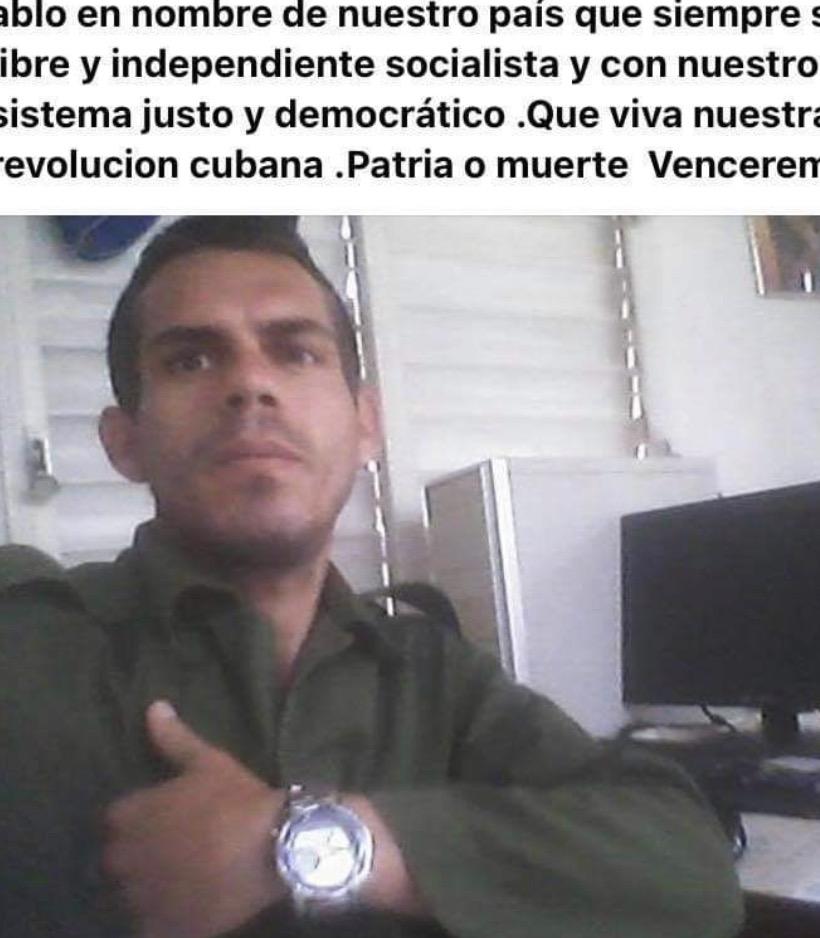Alexander Romero Lugones