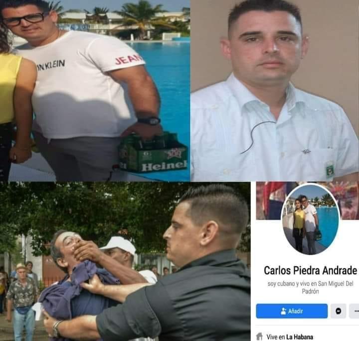 Carlos piedra Andrade