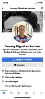 Osmany filqueiras Santana