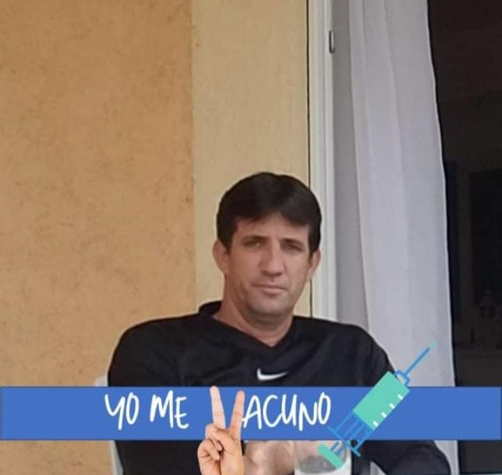 Iraldo Perez cue