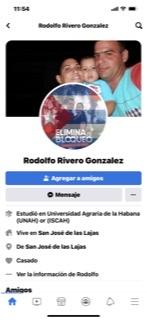 Rodolfo Rivero