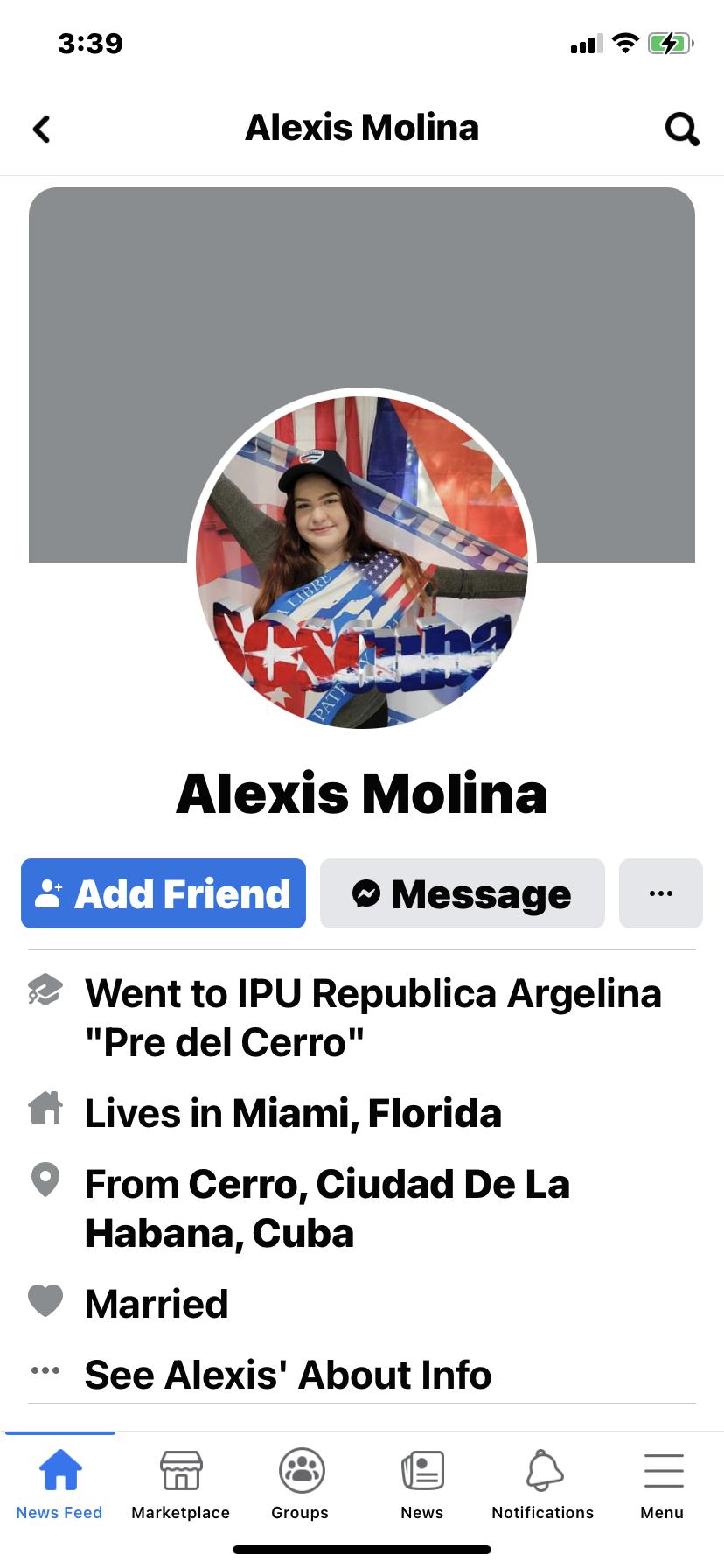 Alexis Molina