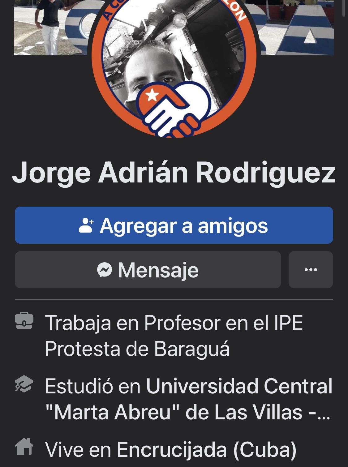 Jorge Adrian Rodriguez
