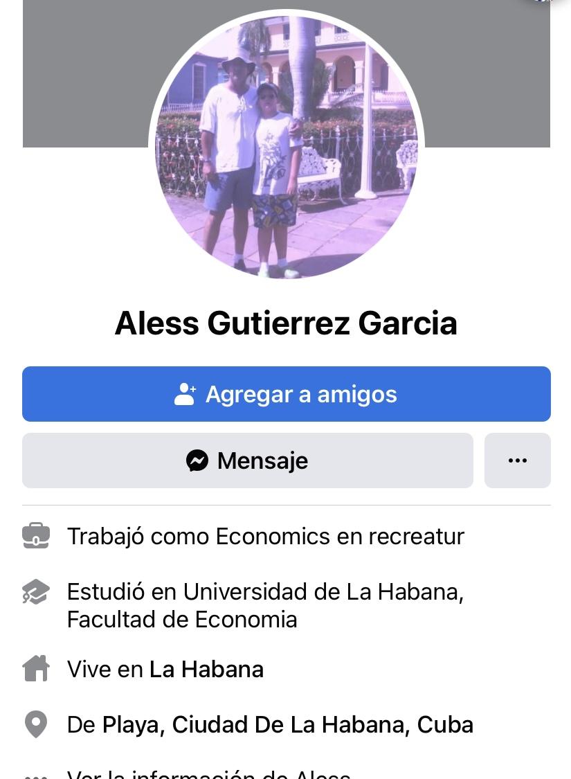 Aless Gutierrez Garcia