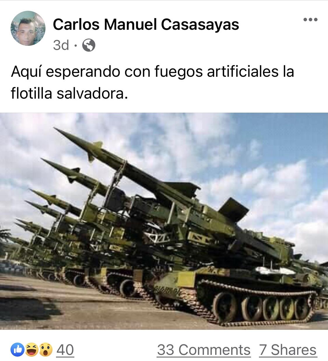 Carlos Manuel Casasayas