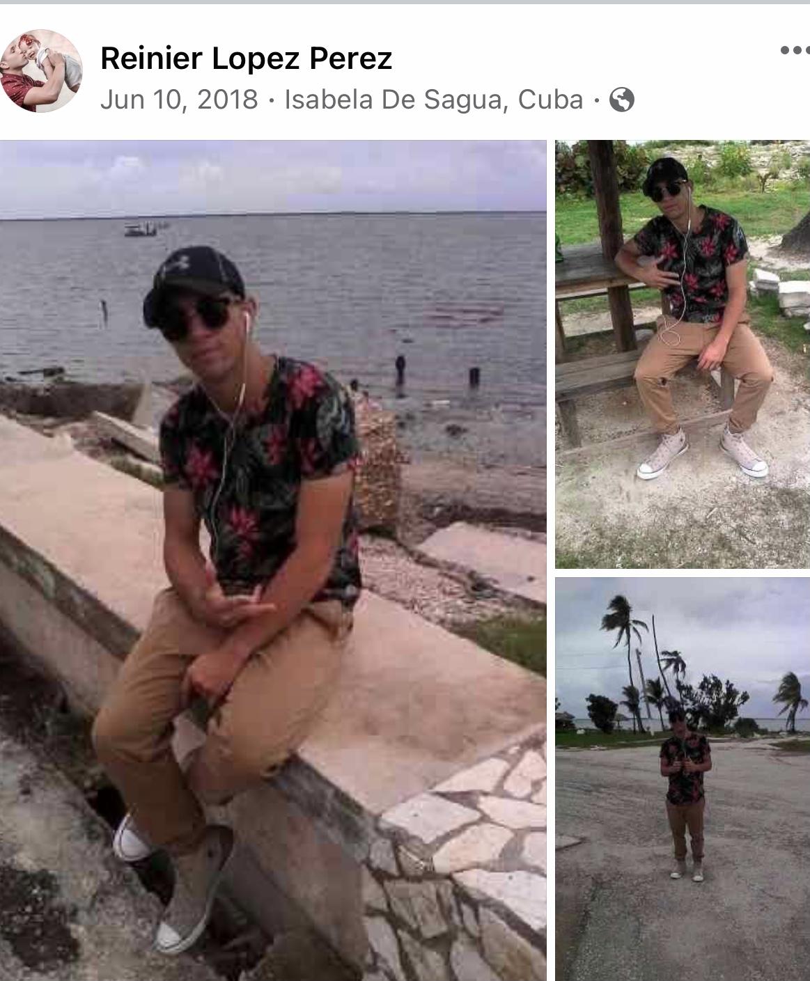 Rainier Ivan  Lopez Perez