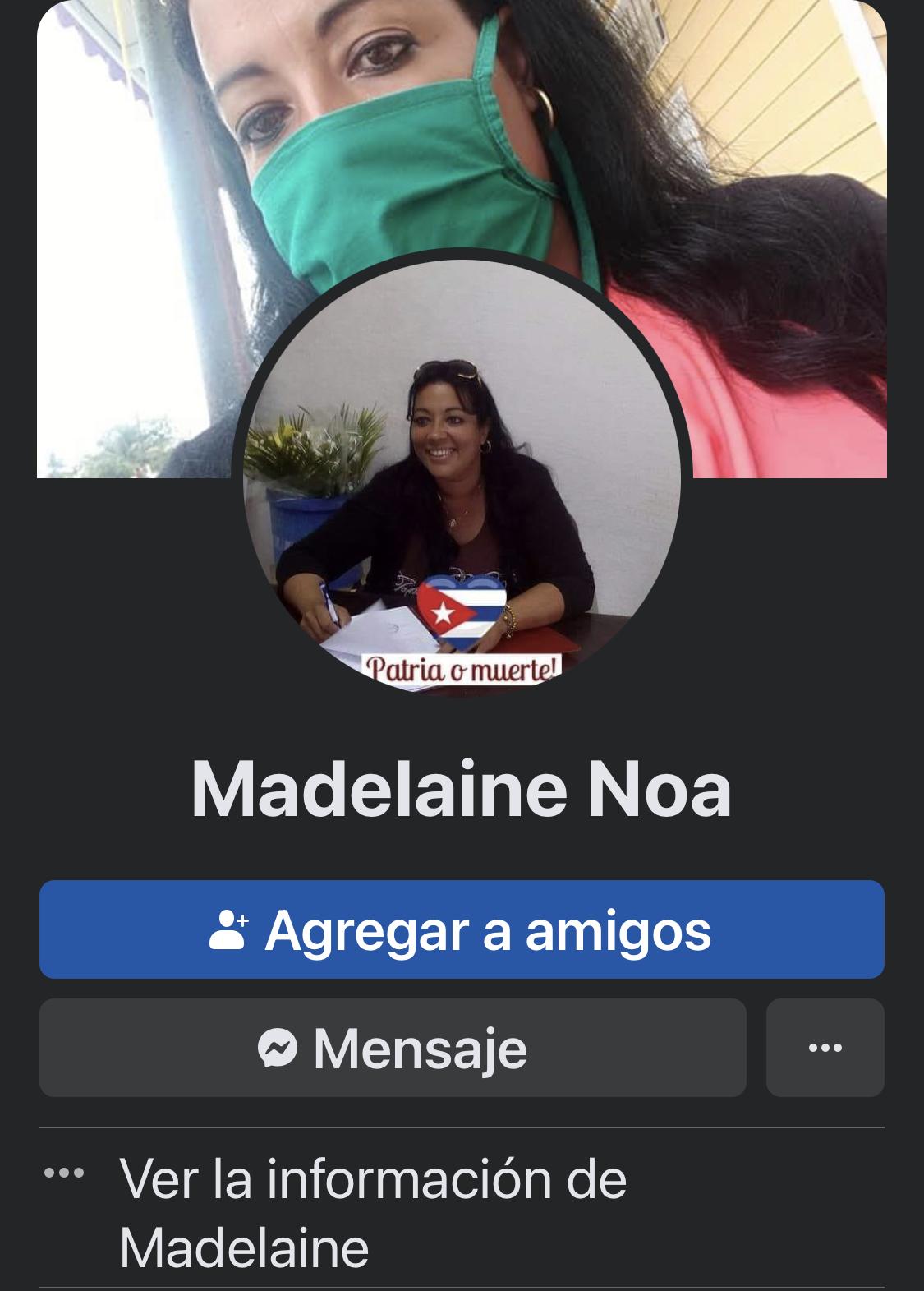 Madelaine Noa