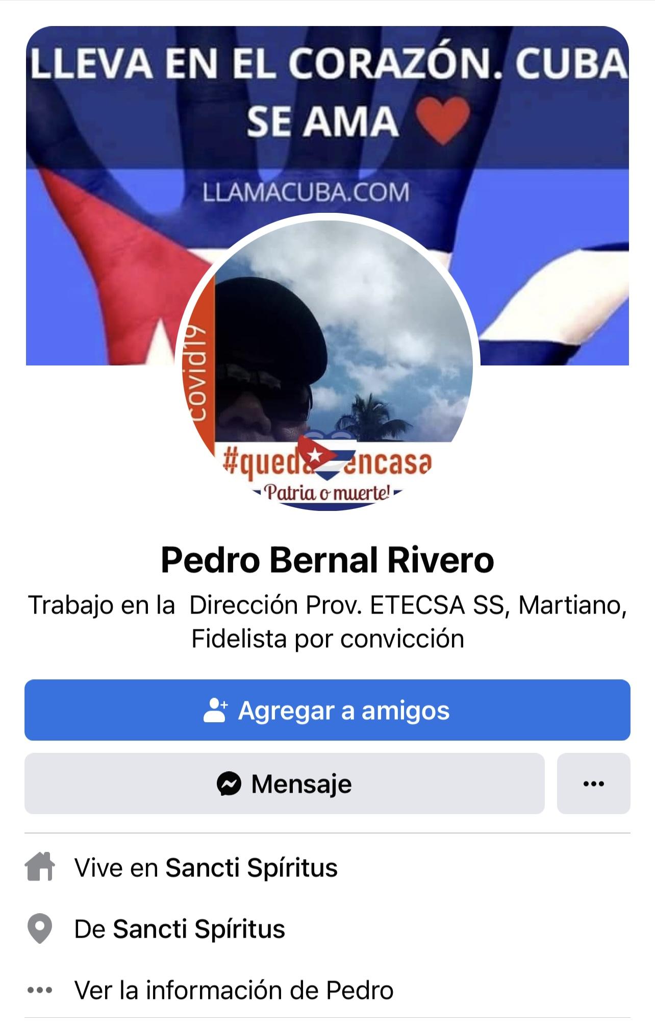 Pedro Bernal Rivero