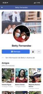 Betty Fernandez