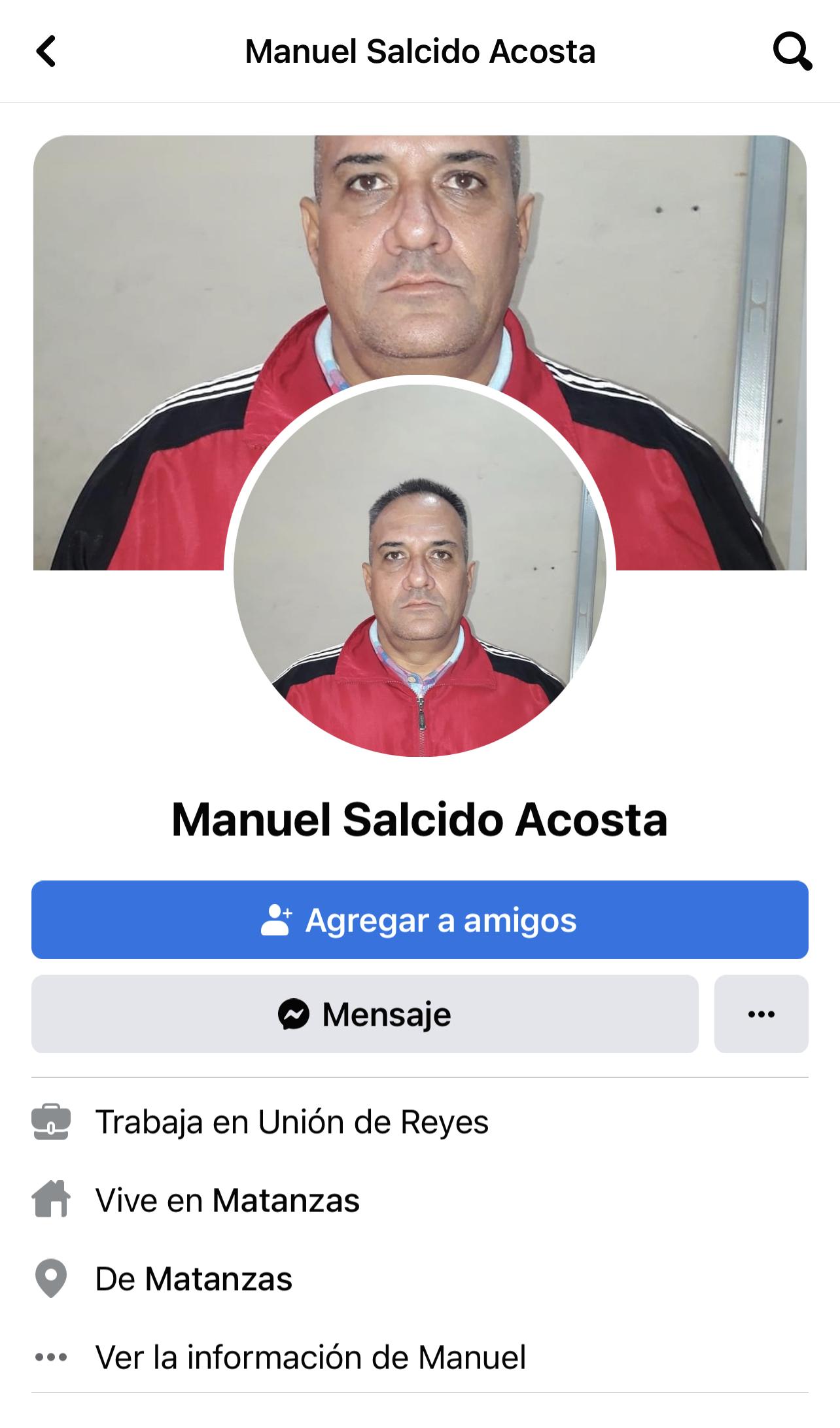 Manuel Salcido Acosta