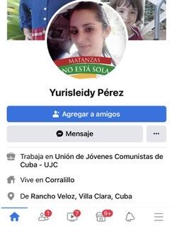 Yurisleidy Pérez